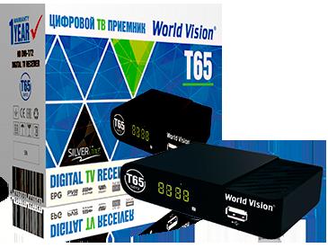 World Vision Оборудование для цифрового телевидения